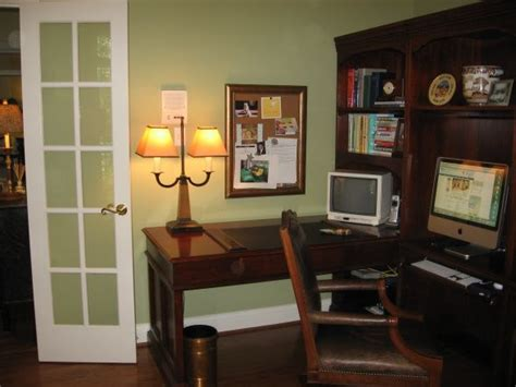 soothing paint colors for office soothing green office study computer room a calm cozy spot
