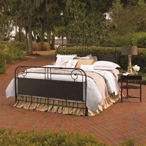 garden gate headboard universal down home king garden gate bed belfort
