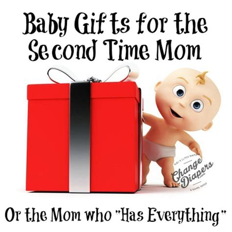 Gifts For The Who Has Everything - babyshower gifts for the 2nd time or the who has