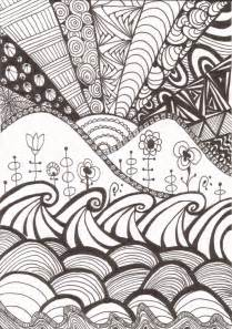 30 amazing examples of doodle art modny73