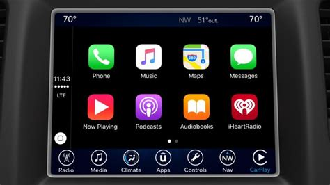 apple s carplay coming to chrysler dodge and jeep cars