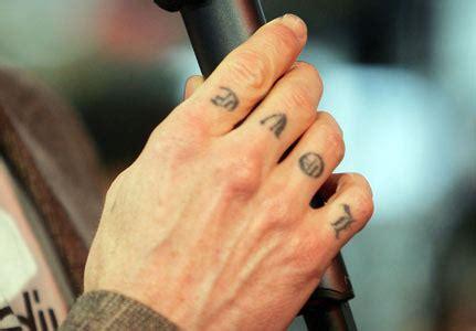 love tattoo knuckles 21 bad ass knuckle tattoos tattoo me now