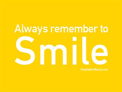 Smile Quotes Quotes About Always Smiling Quotesgram