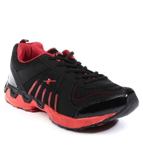 sparx black sports shoes price in india buy sparx black