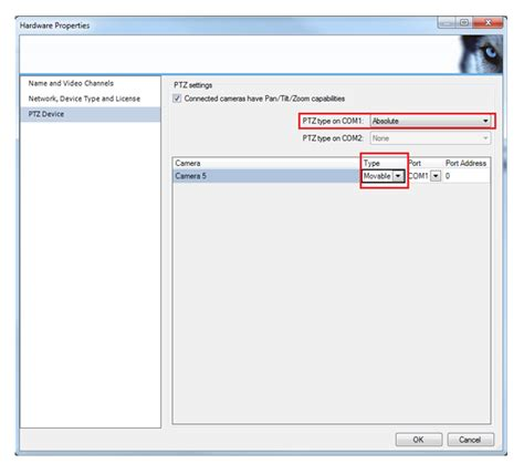 milestone ip how to enable ptz with milestone software