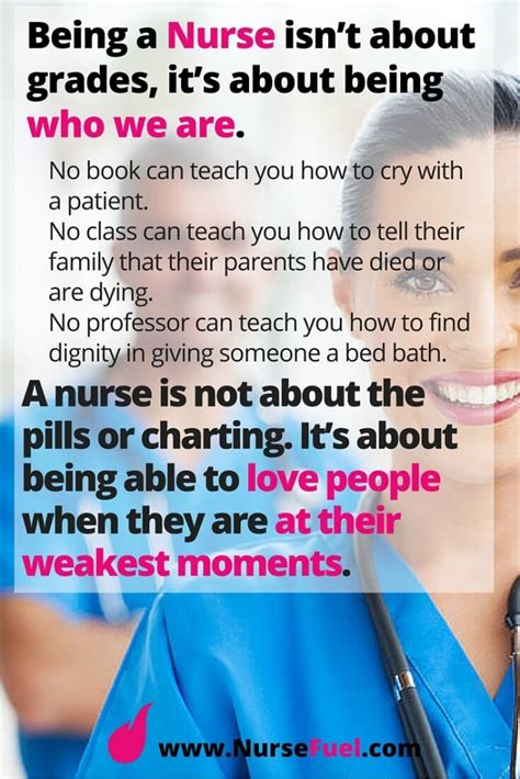 what does being a inspirational nursing quotes to help get you through your