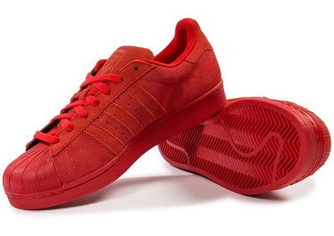 superstar rouge adidas superstar rouge