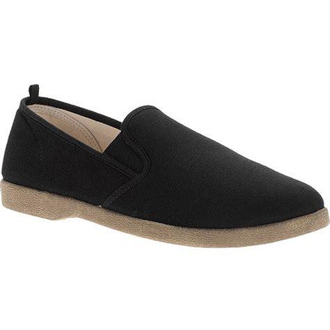 slip on canvas shoes for mens pablo canvas slip on shoes shoes walmart