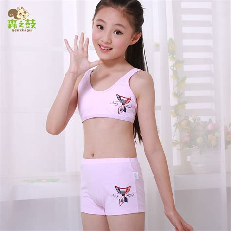 Set Boomz Monokini Swimwear Swimsuit Baju Renang Bra 3 child models images usseek