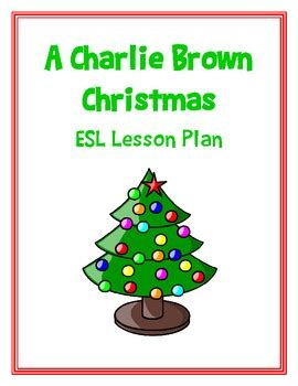englis lesson plan on hair products charlie brown christmas esl vocabulary building lesson by