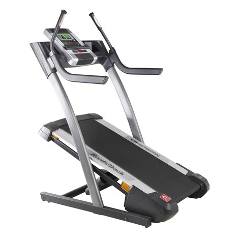 nordictrack xi incline trainer treadmill fitness sports fitness exercise treadmills