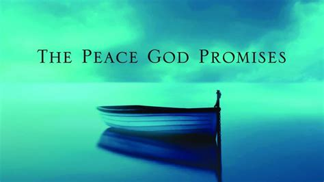 the peace promise trusting god to solve the unsolvable books replace your and with and from the bible youversion