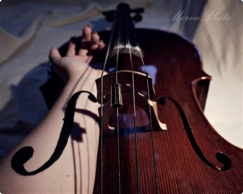 f hole tattoo 20 best ideas images on cello cello