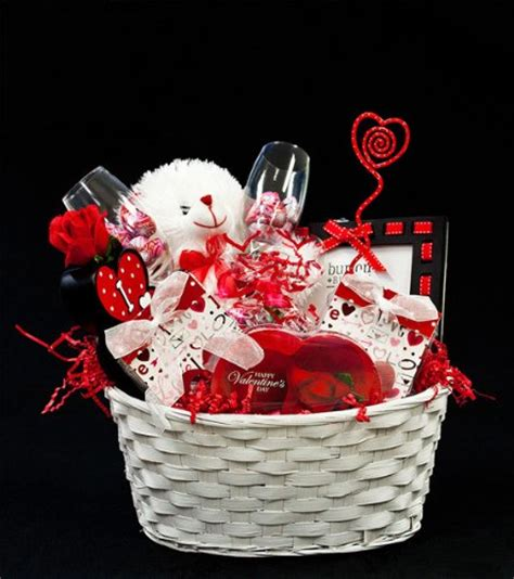 be s day gift basket for