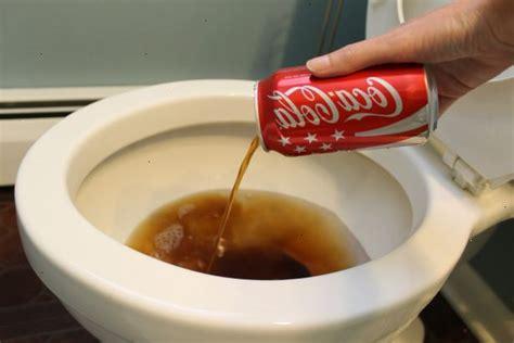 Hoe Maak Je Een Wc Schoon by Hoe Maak Je Een Toilet Met Cola Schoon Wki
