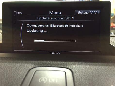 audi mmi bluetooth audi a1 mmi bluetooth update