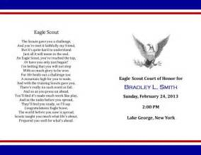 eagle court of honor program template best photos of eagle scout powerpoint template eagle