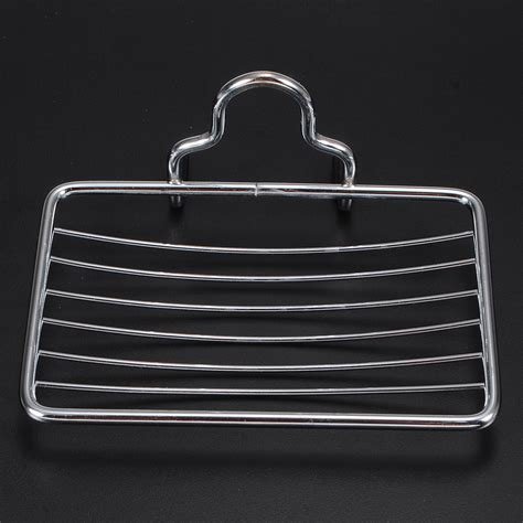 stainless steel bathroom basket dish holder suction bathroom bath shower basket soap cup