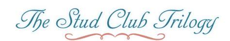 Stud Club Series Tessa books tessa