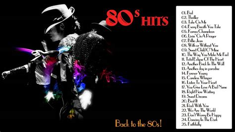 80s Songs by 80s Billboard Top Songs Of The 80s