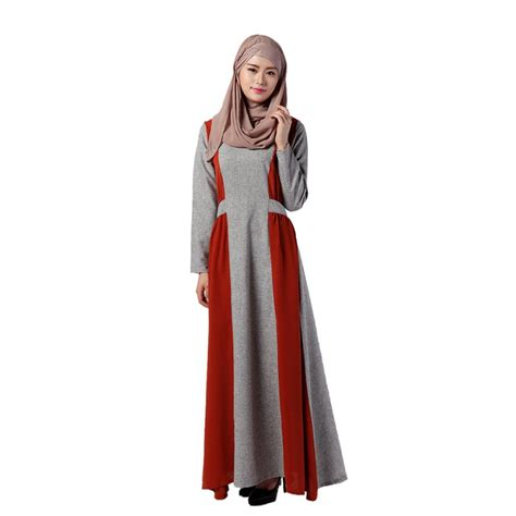 St Dress Muslim Gladies Maxy vintage sleeve maxi islamic kaftan abaya muslim cocktail dress ebay