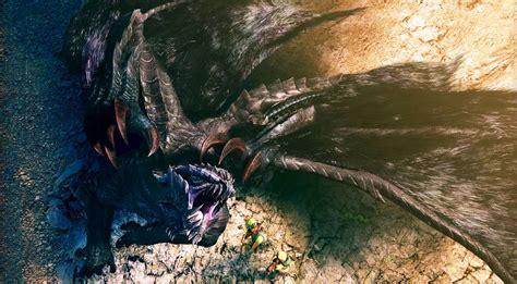 it monster monster hunter 4 wallpapers in hd 171 gamingbolt com video