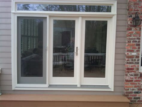 Patio Doors With Transom Andersen Patio Door With Transom Beautiful Yelp