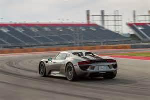 How Much Is The Porsche 918 Spyder 2015 Porsche 918 Spyder In Hybrid Supercar Driven