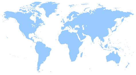 on the world map clipart world map