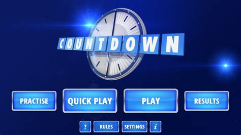 countdown the official app android apps on play