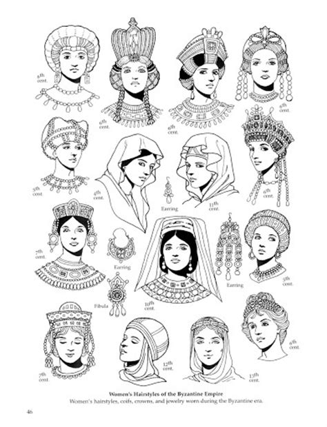 historical hairstyles books 96 best images about byzantine look book on pinterest