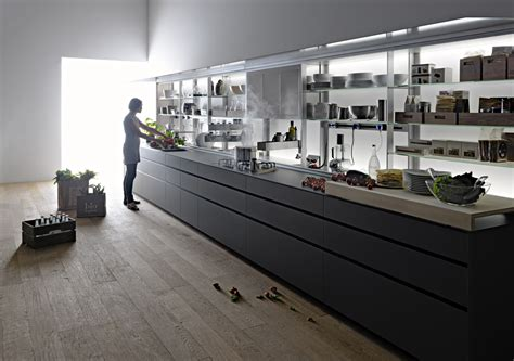 Kitchen Cabinet System Kitchen Cabinet New Logica System From Valcucine