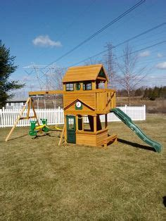 big backyard ashberry big backyard ashberry playset from toys r us installed in