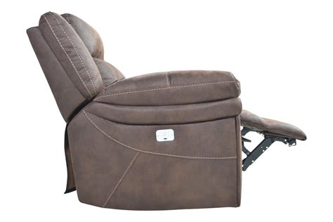 mor furniture recliners glenn power recliner mor furniture for less