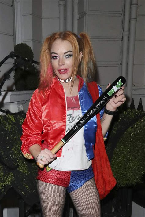 Lindsay Lohan Out by Lindsay Lohan Out Of Albert S Club Celebzz Celebzz