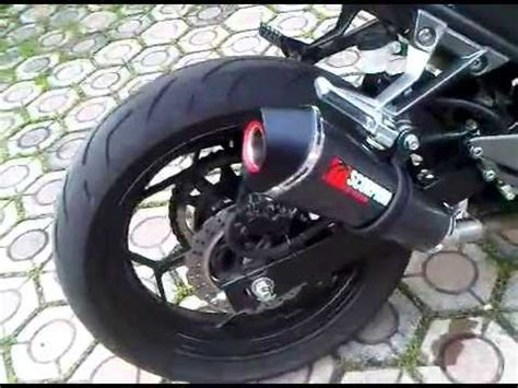 Knalpot Racing Kawasaki Fi 250 Two Brotther Gp1 High Quality scorpion exhaust w o db killer ninja250r by one3 motoshop doovi
