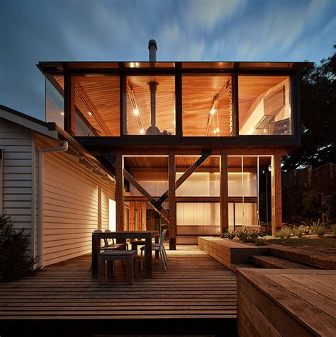 house designs victoria australia austin maynard architects elevates dorman house in australia