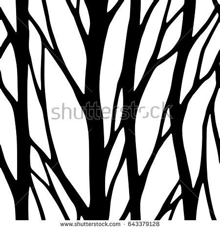 abstract tree pattern abstract vector seamless pattern perlin noise stock vector