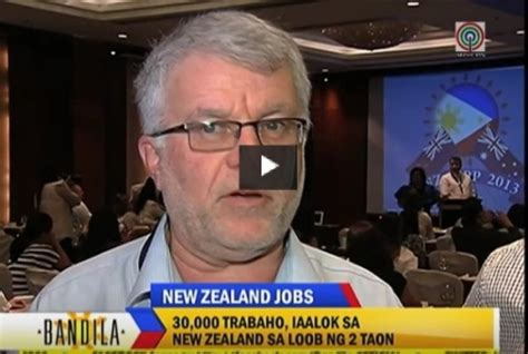new zealand job new zealand needs 30 000 filipino skilled workers video