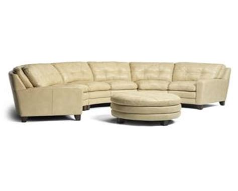 Curved Conversation Sofa Rounded Outdoor Sectional Sectional Sofas For Small Spaces Rounded Sectional Sofa West Elm