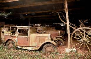 Bugatti Found In Barn 60 Vintage Cars Found In Farm Garage After 50 Years
