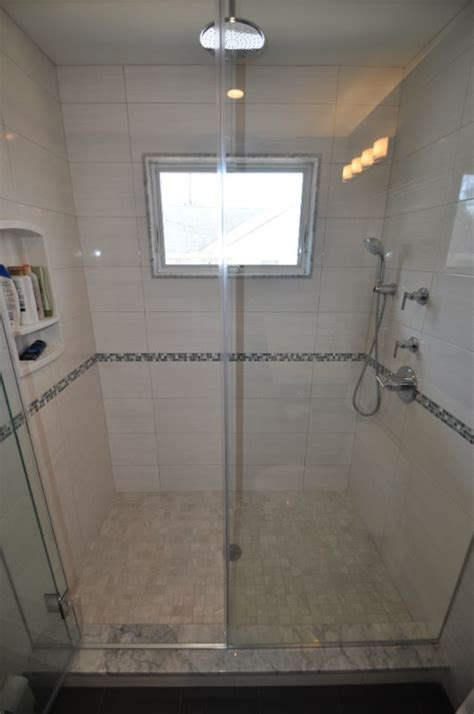 Stand Up Shower Glass Door Stand Up Shower With Shower Wand Frameless Shower Doors Bathrooms Pinterest Frameless