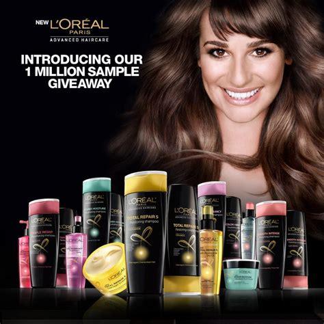 L Oreal l oreal free advance haircare sle