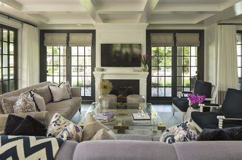 living room layout two doors french doors flanking fireplace design ideas