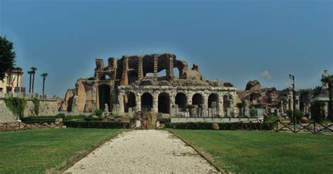 scuola di cucina villa santa capua scuola di gladiatori