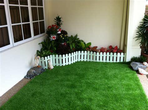 artificial grass stunning garden