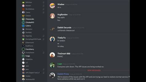 Discord Developers | ear rape on discord developers youtube