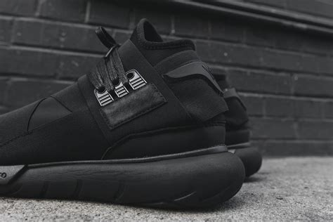 Adidas Y 3 Qasa Black adidas y 3 qasa high black los granados apartment co uk