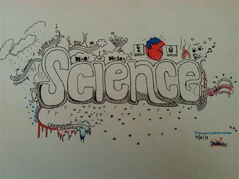 Science Doodle By Itsmimmy21 On Deviantart