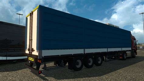 blue trailer german standalone krone blue trailer 187 modai lt farming